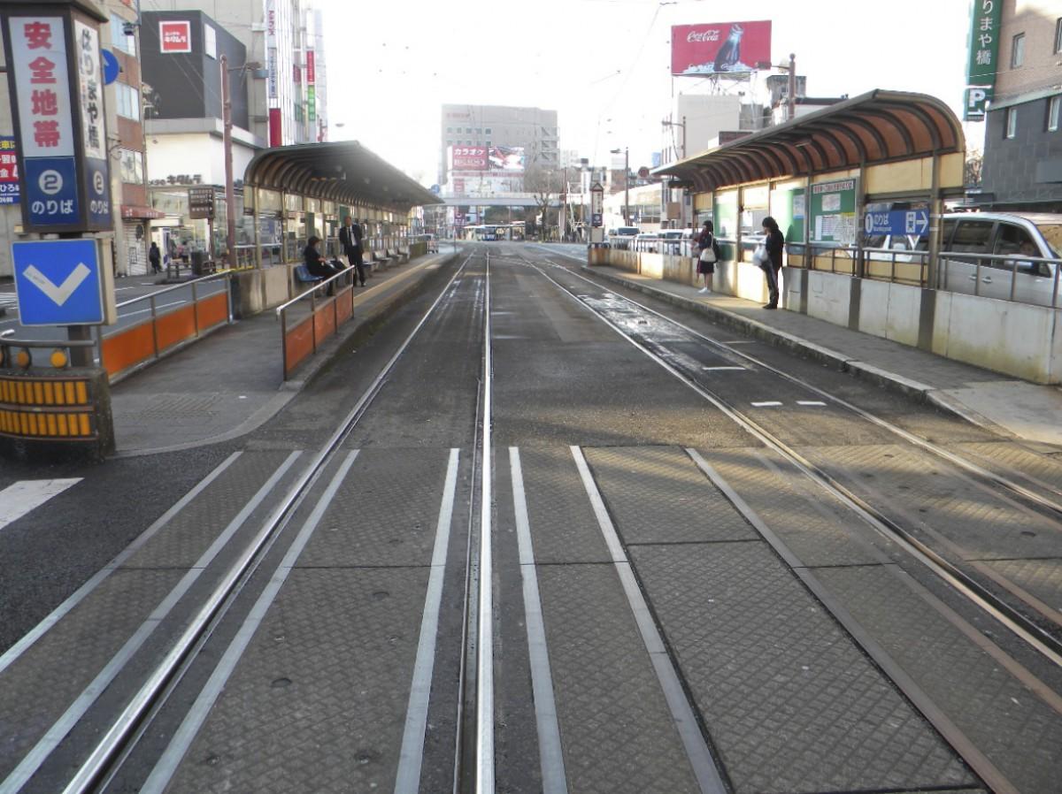 路面 電車 安全 地帯